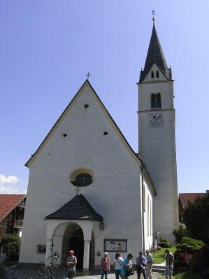 Pfarrkirche Sistrans